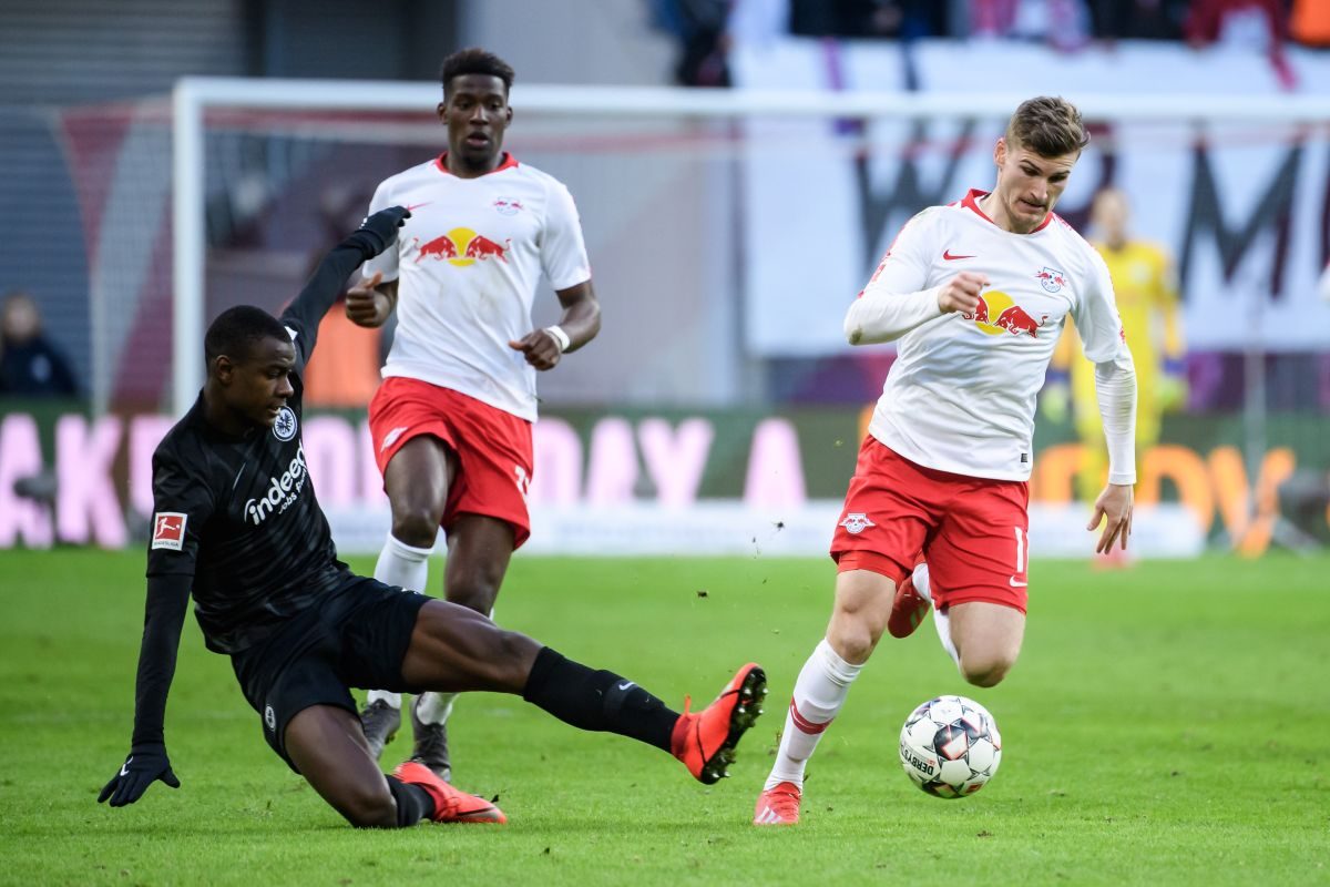 Liverpool on alert after Werner update