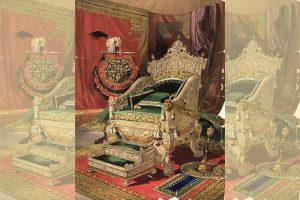 Thrones of India: Opulent seats of power