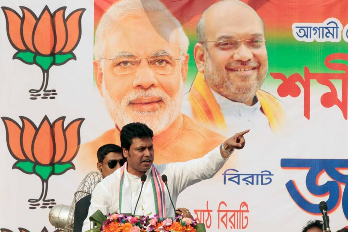 Tripura: Unemployment paints a gloomy picture as BJP govt turns one