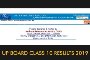 Declared: Check Uttar Pradesh Board Class 10 (X) results 2019 on upresults.nic.in | Gautam Raghuvanshi tops with 97.17 percent