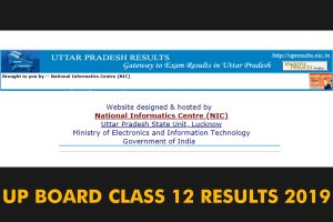 Uttar Pradesh board Class 12 results 2019 declared: Check results at upmsp.edu.in, upresults.nic.in