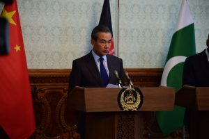 India's absence at BRI should not hurt ties: Wang Yi