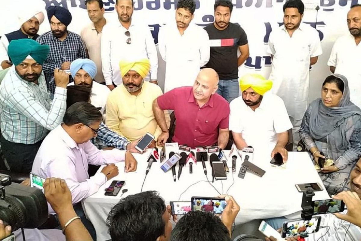AAP, Chandigarh, Punjab Assembly, Harpal Singh Cheema, Punjab, Lok Sabha elections