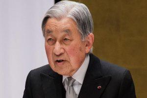 Japanese Emperor Akihito declares historic abdication
