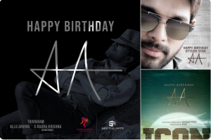 Allu Arjun birthday gift: Three new film announcements