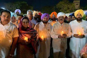 PM discriminating against Punjab as part of 'divisive agenda': Amarinder