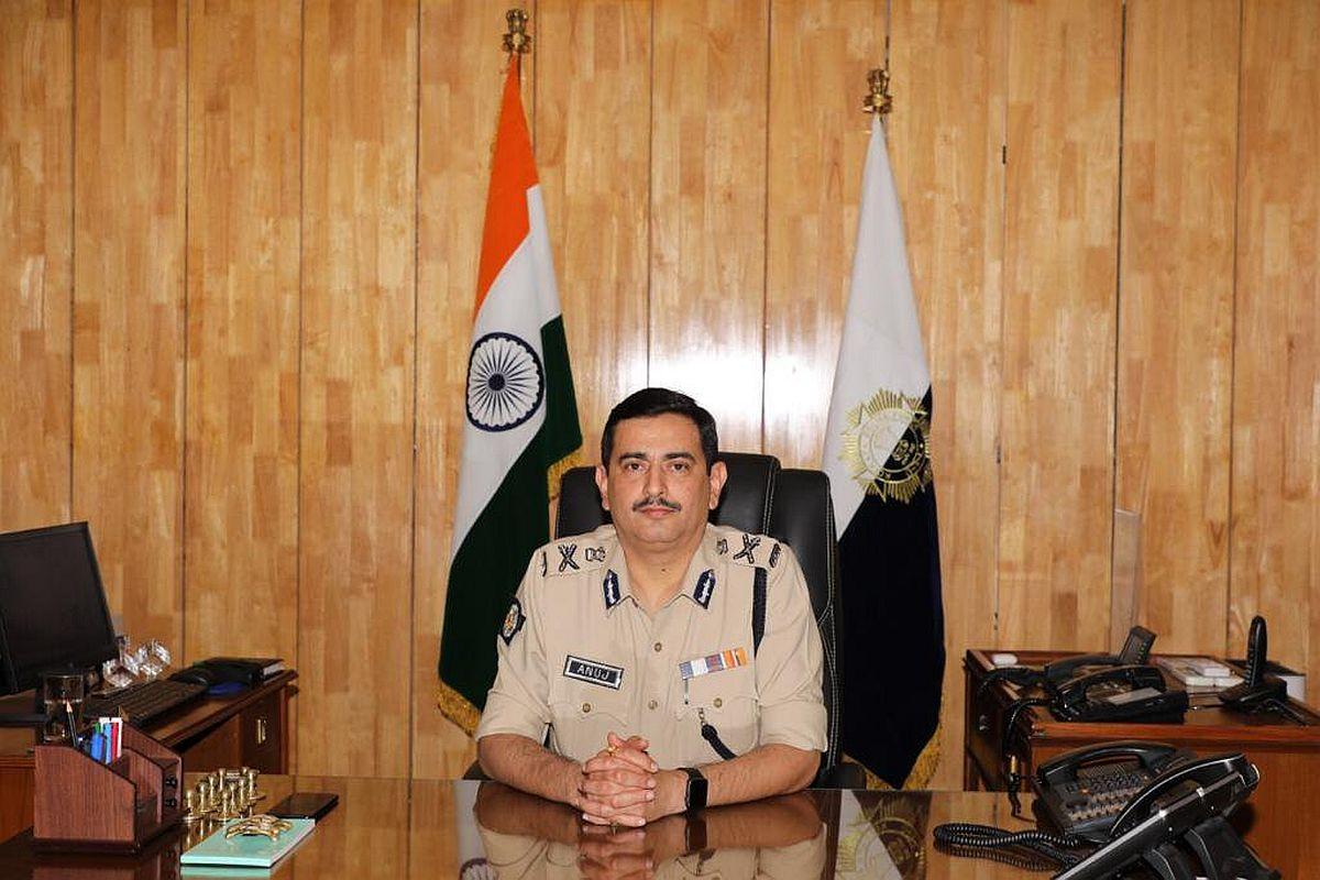 Kolkata Police Commissioner