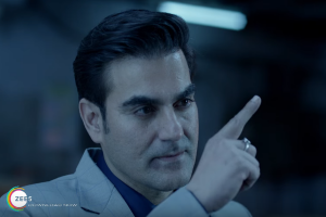 Arbaaz Khan on playing a 60-year-old man in 'Return Ticket'
