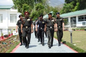Army commander reviews operational preparedness at Yol Cantonment