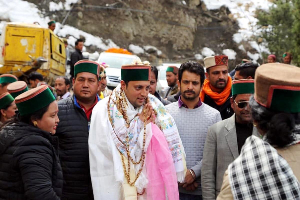 Mandi, Congress, Ashray Sharma, Shimla, Sukh Ram, Lok Sabha elections, Himachal Pradesh, Bharatiya Janata Party, BJP, Mandi Parliamentary constituency, Jai Ram Thakur, Himachal, Virbhadra Singh, Lok Sabha poll