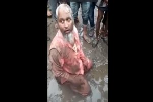 Muslim man heckled, abused for 'selling beef' in Assam, forced to eat pork