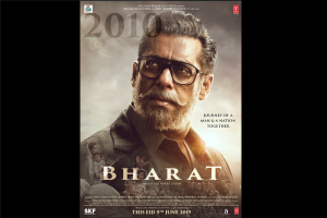Bharat first look poster out: Salman Khan in never-seen-before avatar