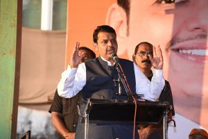 Fadnavis requests CEC over MCC relaxation to carry drought relief work