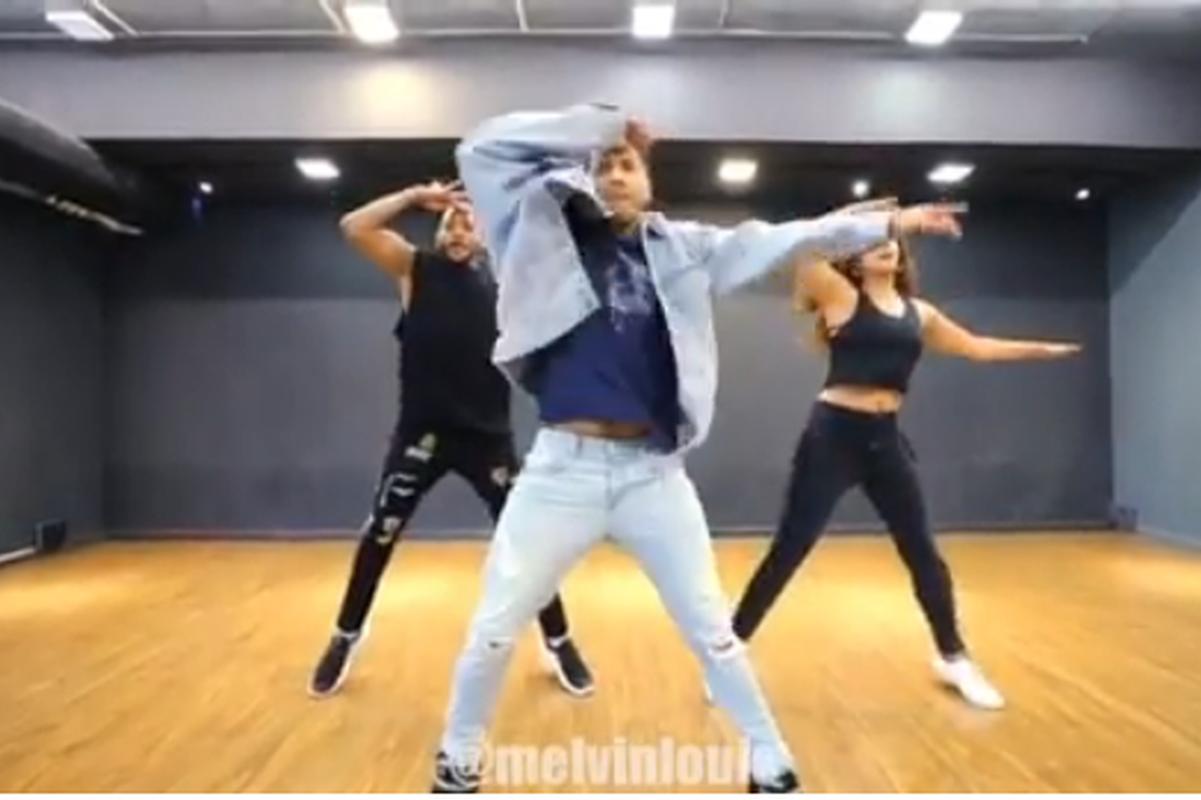 Watch | Varun Dhawan's dance video on Kalank song goes viral