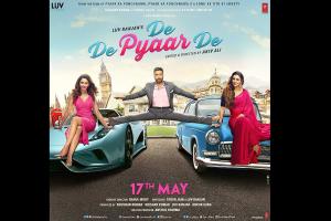 Ajay Devgn, Tabu and Rakul Preet Singh's De De Pyaar De release date changed
