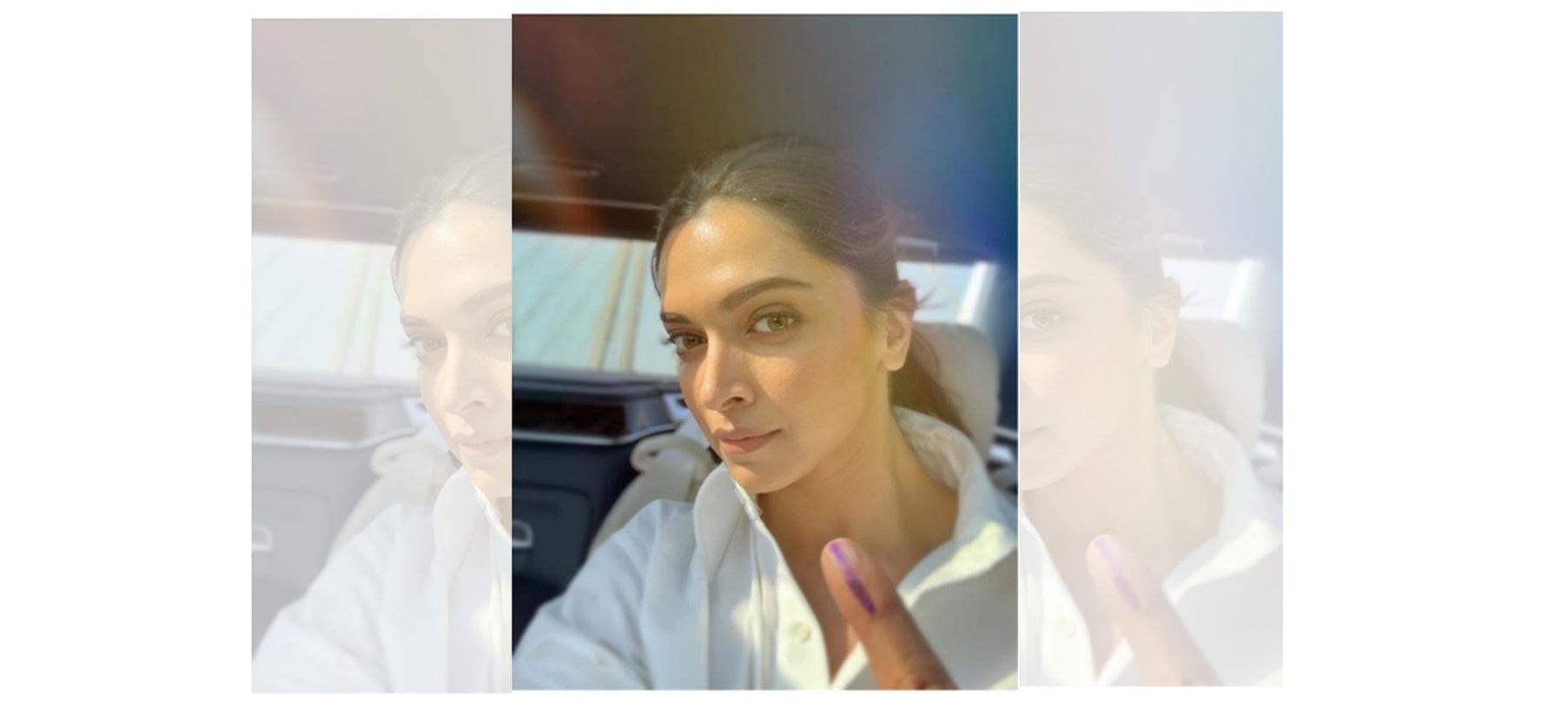 Deepika Padukone, Prakash Padukone, LS polls 2019, Mumbai, fourth phase, Denmark, Bengaluru, Chhapaak, Vikrant Massey, Meghna Gulzar