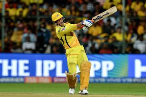 MS Dhoni becomes first Indian to hit 200 IPL sixes