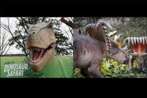 Dinosaur Safari to make a (pre)historic return to Bronx Zoo
