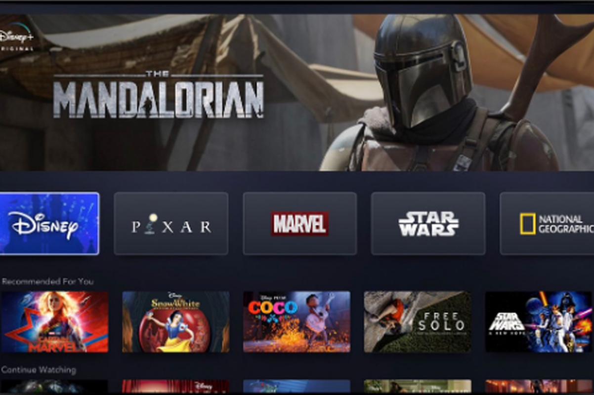 Disney+, Netflix, Disney, SVOD, VOD, Hulu, ESPN+, Marvel, Pixar, Star Wars, 21st Century Fox