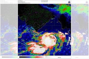 Cyclone Fani likely to intensify into 'extremely severe' cyclonic storm in 36 hrs; Navy on high alert