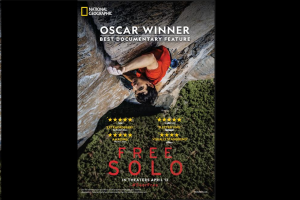 National Geographic's 2019 Oscar Winning Documentary Free Solo to release in India