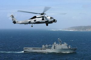 Boost to India's firepower as US approves sale of 24 MH-60R helicopters