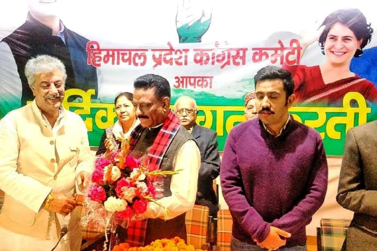 Himachal, BJP, Congress, Himachal Pradesh, Satpal Singh Satti, Lok Sabha elections, Election Commission of India, ECI, Rahul Gandhi, Kuldeep Singh Rathore