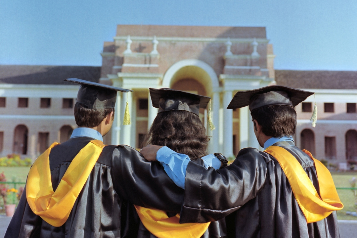 Higher education: A long way to go