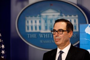 China-US trade talks nearing final round: Mnuchin