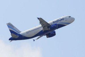 IndiGo Delhi-Mumbai flight makes mid-air 'turn back' as engine vibrates excessively
