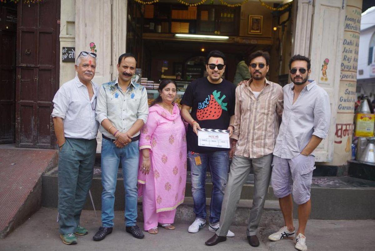 Irrfan, Angrezi Medium, Hindi Medium, Kareena Kapoor Khan, Radhika Madan, Homi Adajania, Dinesh Vijan