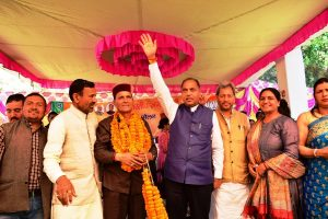Congress bearing the brunt of dynastic politics: Jai Ram Thakur