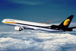 Financially stressed Jet Airways suspends operations