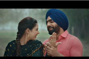 First song from Ammy Virk's Punjabi film Muklawa out