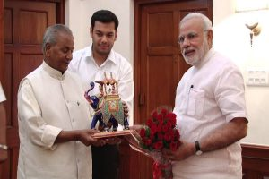 Governor Kalyan Singh may face action over 'Modi campaign' as President sends EC report to MHA