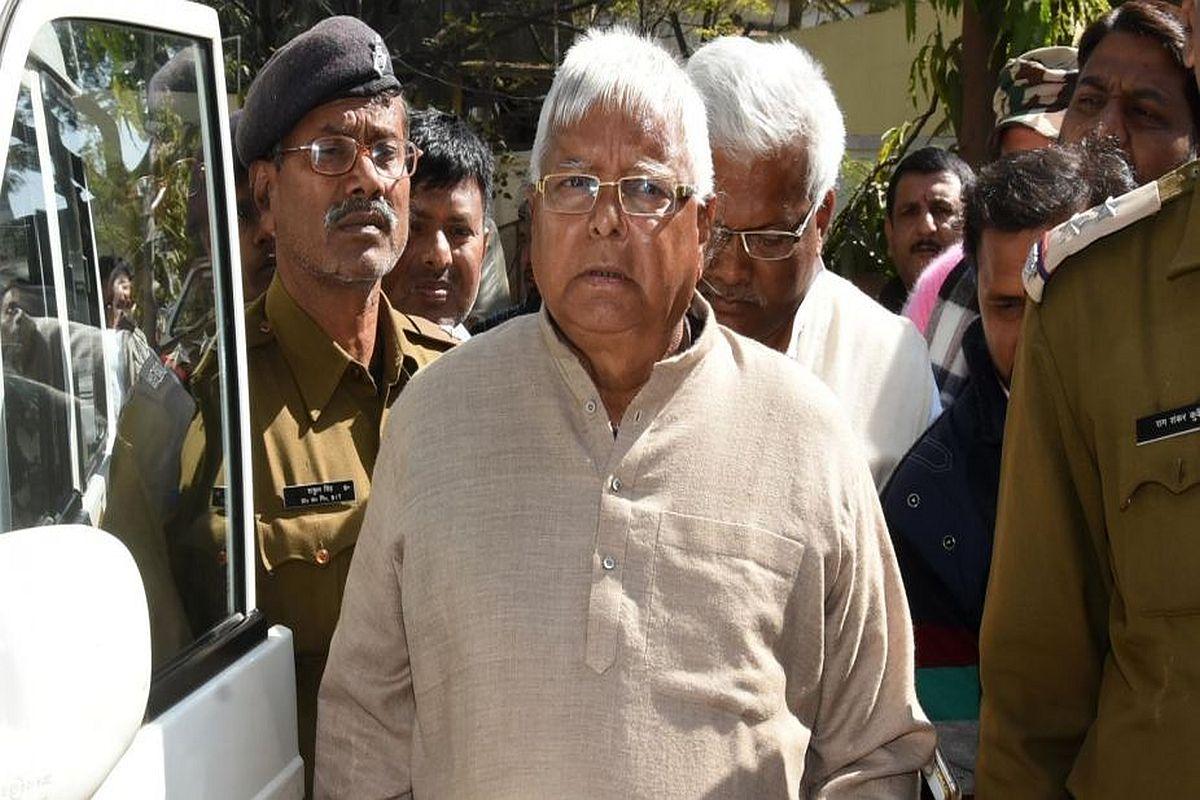 Lalu son new issue of dispute between BJP& JD(U) in Bihar