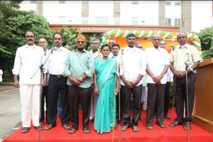 National Anthem sung by laryngectomee group makes it to India Book of Records
