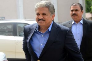 'Even coalition govt must work for growth': Anand Mahindra casts vote in Mumbai South