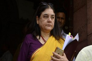 EC condemns Maneka Gandhi's remarks during poll campaign, issues warning