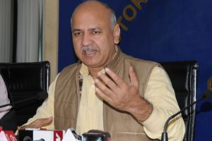 Manish Sisodia to pen Delhi's education story in book