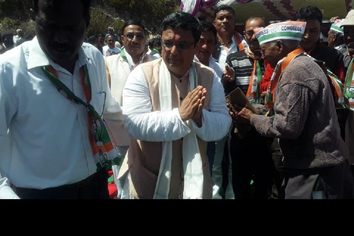 Pauri Garhwal, BJP, BC Khanduri, Manish Khanduri, Congress, Lok Sabha elections, Dehradun, Uttarakhand, Trivendra Rawat, Tirath Rawat, Lok Sabha polls, Tirath Singh Rawat