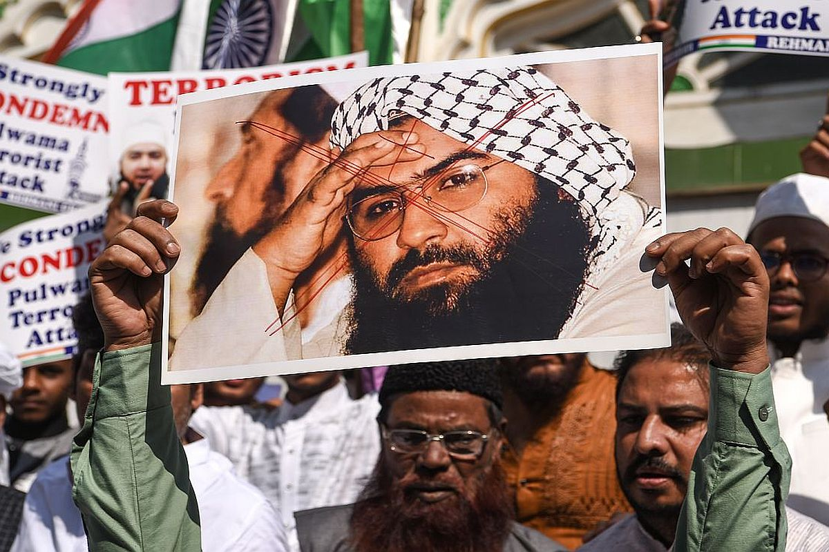 China hits back as US threatens to use 'all available resources' to blacklist Masood Azhar