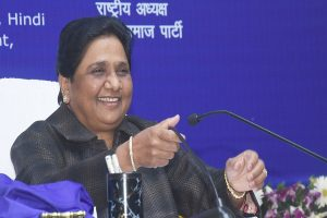 Mayawati justifies expenses on statues in UP, calls it 'will of the people'