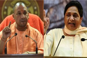 EC bans Yogi Adityanath from campaigning for 3 days, Mayawati for 48 hrs for violating poll code