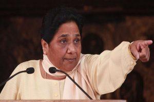 Fair polls impossible with Yogi Adityanath's temple visits: Mayawati