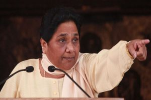 BJP committing same mistake as Congress by portraying 'Modi is India': Mayawati