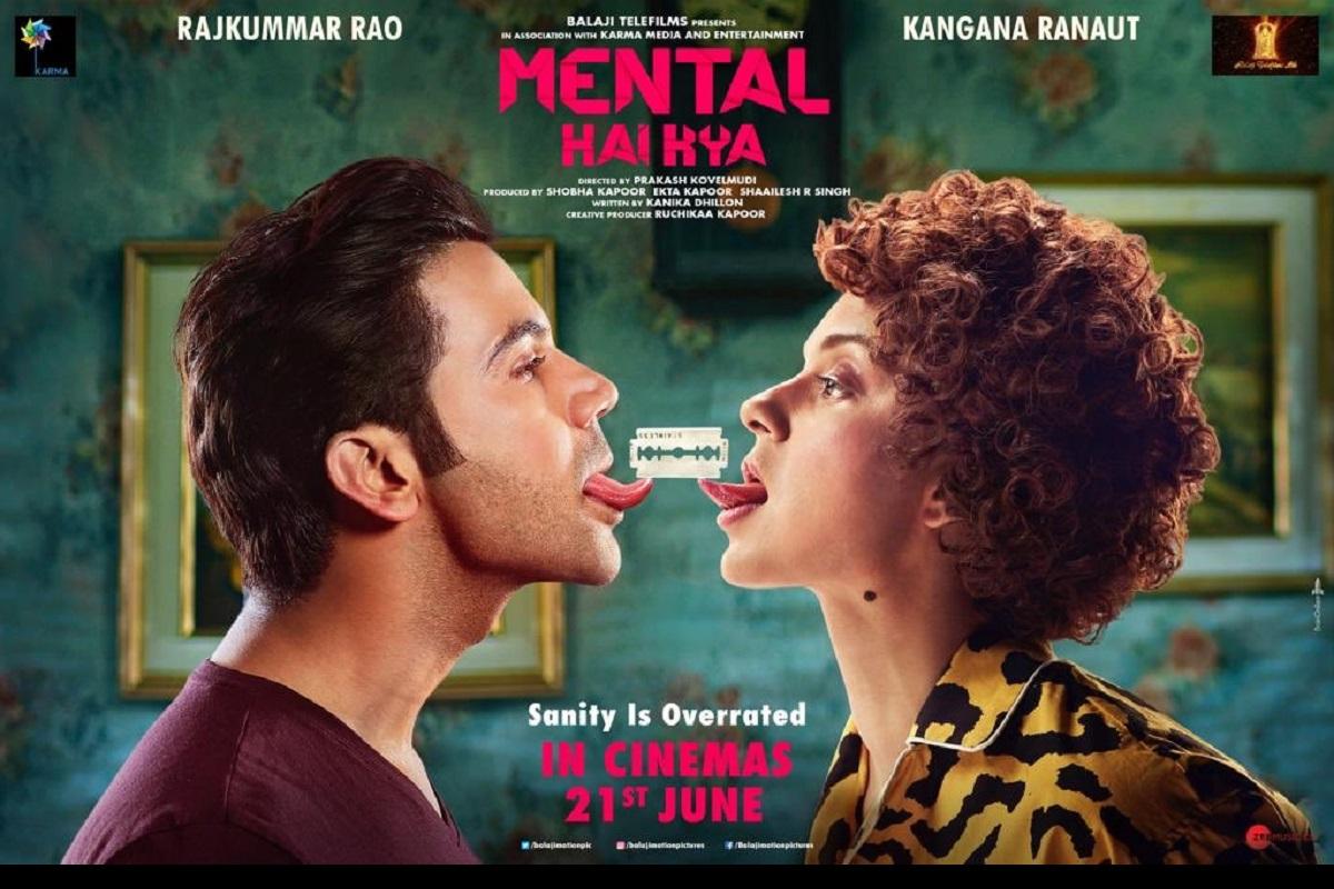 Mental Hai Kya, Rajkummar Rao, Kangana Ranaut, Deepika Padukone, Shah Rukh Khan, Alia Bhatt, Dear Zindagi