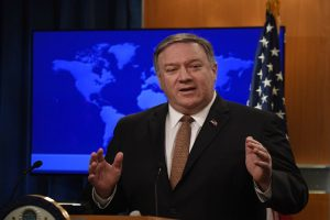 US to continue negotiation with N.Korea: Pompeo