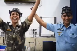 Dancing video of military doctors, patients goes viral, watch and feel 'Happy'
