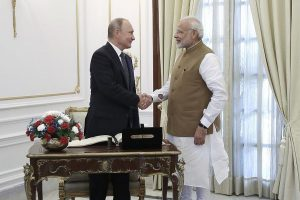 Russia to honour PM Modi with 'Order of Saint Andrew the Apostle', its highest civilian award